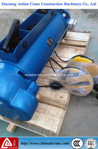Construntion Warehouse Electric Wire Rope Hoist pictures & photos