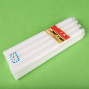 Household Straight 25g Household White Candles pictures & photos
