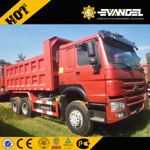2017 New HOWO 10 Wheel Capacity Dump Truck for Sale pictures & photos