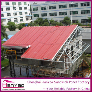 Flat Pack Steel Structure Prefabricated House pictures & photos