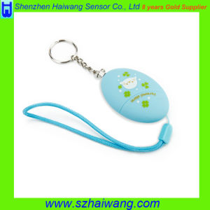 Personal Security Panic Alarm 120dB-130dB High Output Alarm Hw-3212 pictures & photos