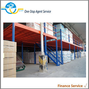 Hardware Steel Structure Warehouse Storage Construction