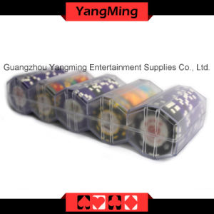 Transparent Acrylic Chips Case - 2 (YM-CT12) pictures & photos