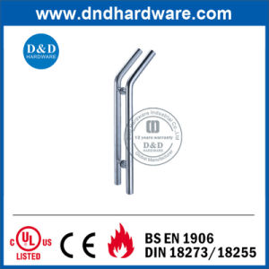 Decorative Door Accessories Glass Pull Handle with UL Certificated (DDPH009) pictures & photos
