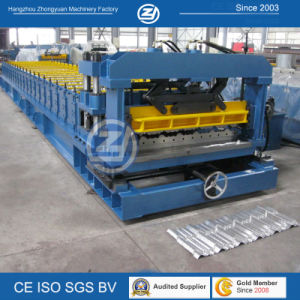 Hydraulic Press Aluminum Roof Tile Making Machine pictures & photos