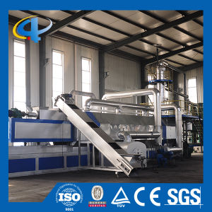 2015 EU Standard of Continuous Plastic and Tyre Pyrolysis Plant with CE, SGS, ISO pictures & photos