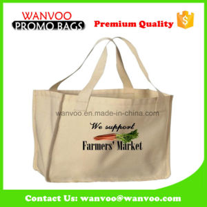Durable Large Grocery Tote Bag for Supermarket pictures & photos