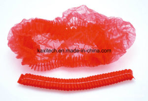 Disposable Non Woven Hair Net for Industry Use pictures & photos