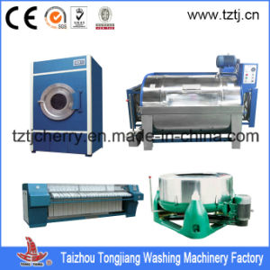 Automatic Washer Extractor Dryer Machine Laundry Equipment in Hotel School pictures & photos