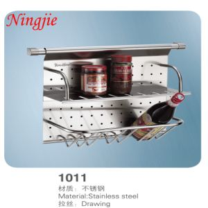 Stainless Steel Shelf for Putting Kitchen Knife (1011) pictures & photos