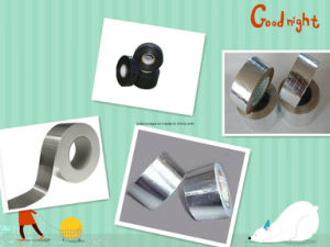 HVAC 30mic Aluminium Foil Tape with Easy Release Liner pictures & photos