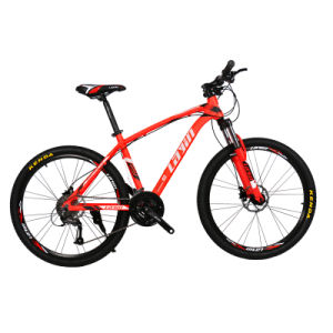 "26""/27.5""/29"" Aluminum Alloy 27-Speed Mountain Bike pictures & photos"