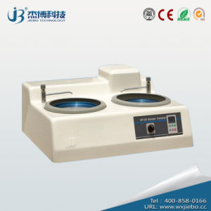Grinding Polishing Machine with Double Disc Desktop pictures & photos