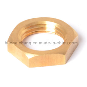 China Supplier Round Inside Threaded Brass Screw pictures & photos