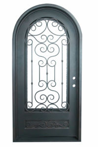 Safety Design Iron Door for Homes (UID-S014) pictures & photos