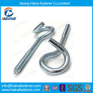 Pig Tail Wood Screw/Bolts with Stainless Steel Material pictures & photos