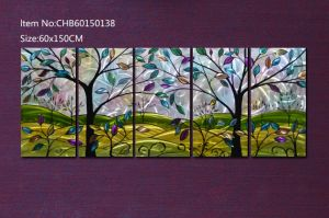 Metal Wall Painting for Home Decoration pictures & photos