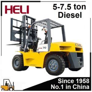 Diesel Forklift 2.5 Ton 3 Ton 4 Ton 5 Ton 7 Ton 10 Ton pictures & photos