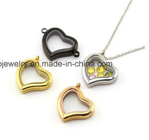Fashion Magnetic Metal Locket Necklace pictures & photos
