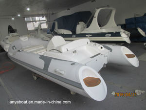Liya 4.3m Rib Boat Hypalon Rib Hypalon Inflatable Boat pictures & photos