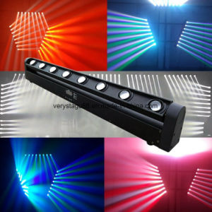 8X10W 4in1 LED Beam Linear Pixel Moving Bar Light pictures & photos