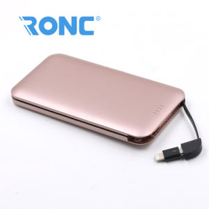 8000mAh Full Capacity Powerbank Portable Power Bank for Promotion Gift pictures & photos