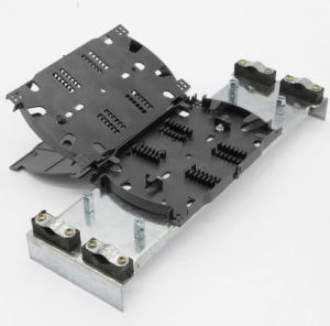 Fiber Optic Splice Closure Horizontal with 4 Entry pictures & photos
