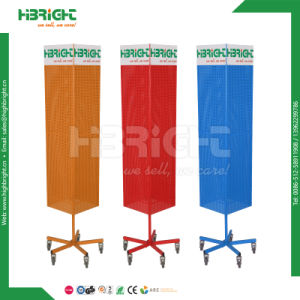 Metal Round Display Stand Rack for Supermarket Display pictures & photos