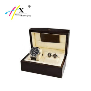 Wooden Watch Box/ Wooden Watch Case Wholesale pictures & photos