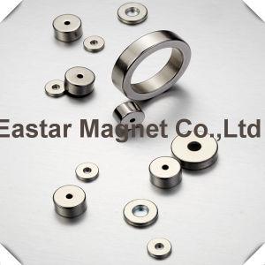 N35-N52 Neodymium Permanent Ring Motor Magnet (SC-25) pictures & photos