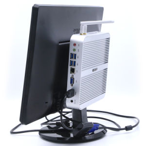 Fanless Mini PC Intel Core I3 7100u with 16g RAM 128g SSD pictures & photos