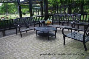 Sofa Set Garden Cast Aluminum Furniture pictures & photos