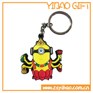 Cartoon Design PVC Keychain for Selling pictures & photos