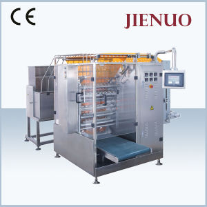 High Quality Vertical Liquid Shampoo Honey Sachet Packing Machine pictures & photos