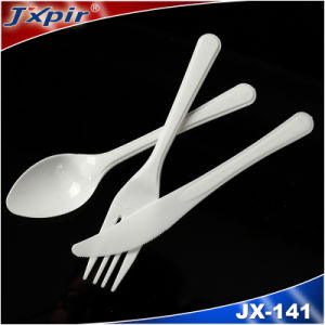 Good Quality Wholesale Plastic Cutlery pictures & photos