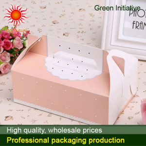 Beautiful Design and Fashionable Style Paper Food Box (K150) pictures & photos