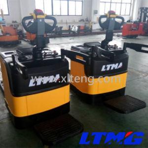 Ltma Pallet Lifter 2 Ton Electric Pallet Price pictures & photos