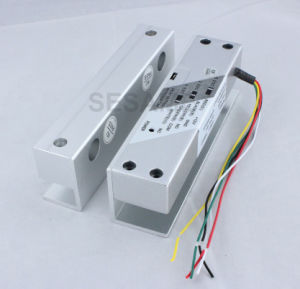 Access Control High Security Fail Safe Electronic Bolt Lock for Glass Door (SB-5818) pictures & photos