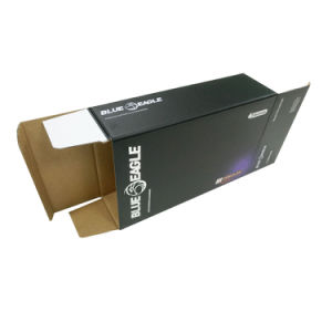 Folding Cmyk Printing Box with Logo Silver Foil pictures & photos