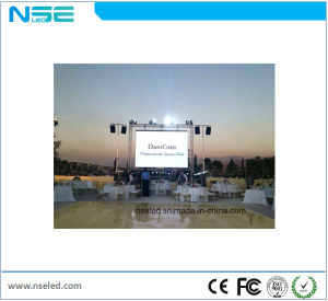 Advertising LED Screen Outdoor P5.95 with 500mm X 500m Cabinet pictures & photos