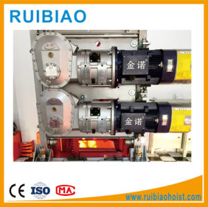 11kw 15kw 3 Phase Construction Hoist Motor Gjj Baoda Alimak pictures & photos