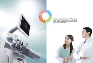 Digital Trolley Ultrasound Scanner Hy-C360 pictures & photos