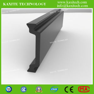 C Shape 14.8mm Plastic Extrusion Polyamide 66 Thermal Barrier Material pictures & photos