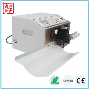 Competitive Price Dg-220s Full Automatic Casing Wire Cutting and Stripping Machine pictures & photos