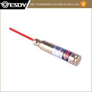 Tactical Gear. 223 5.56X45mm Caliber Cartridge Red Laser Bore Sighter pictures & photos