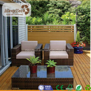 Simple Fencing MID-Trellis Luxury Fence Design for Garden pictures & photos