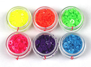 Nail Dazzling Powder for Nail Art pictures & photos