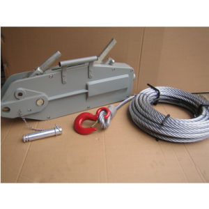 Wire Rope Pulling Hoist, Hand Winch Gp Models pictures & photos