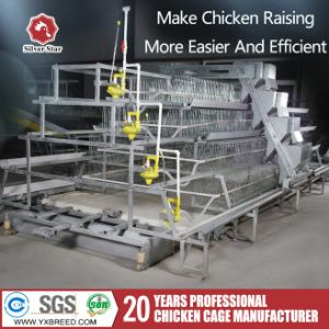 a Type Battery Broiler Chicken Cage pictures & photos