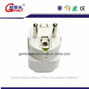 White Color European Conversion Plug pictures & photos